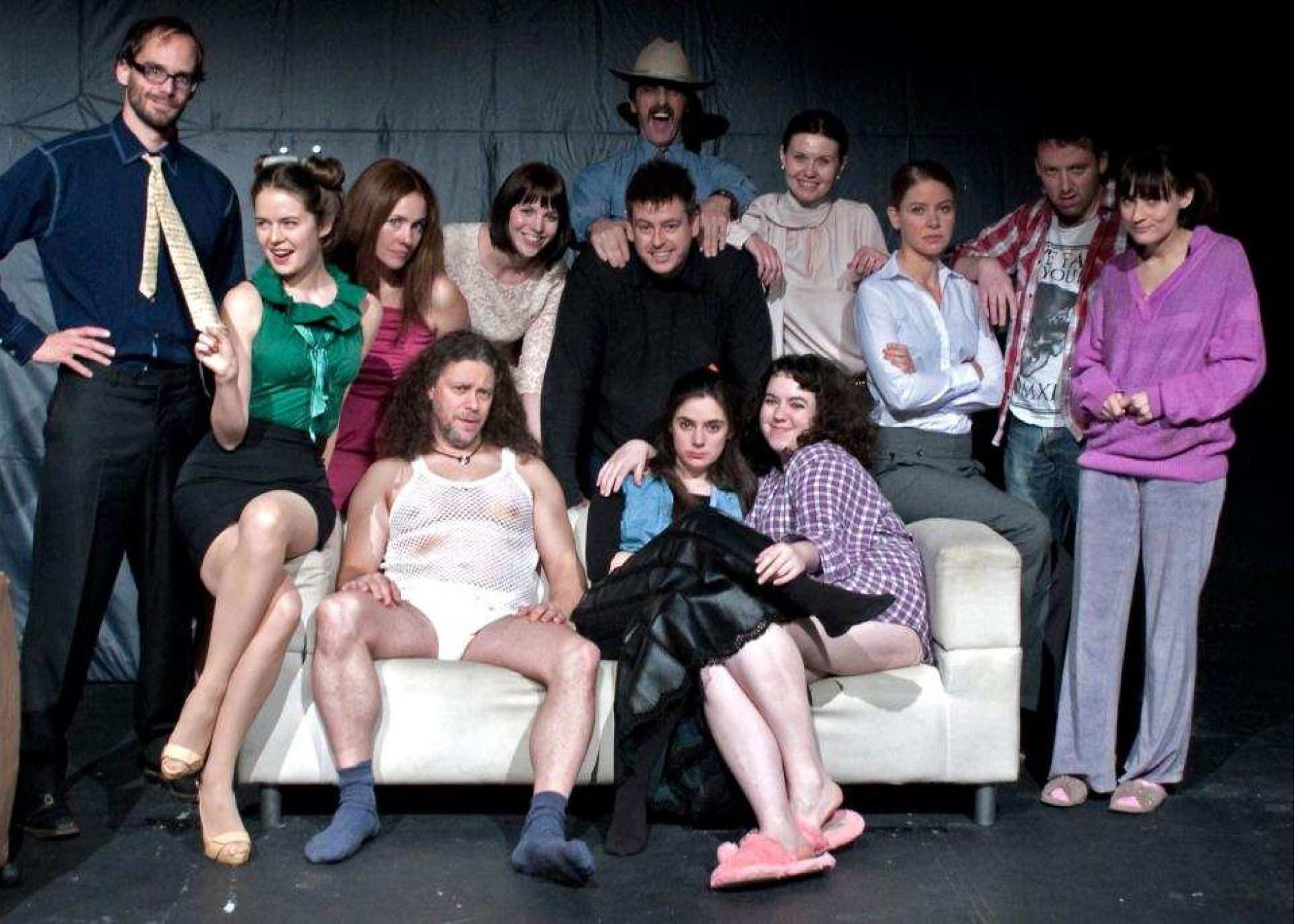 Cast of JOHs Actors Showcase Dec-2011 (2)